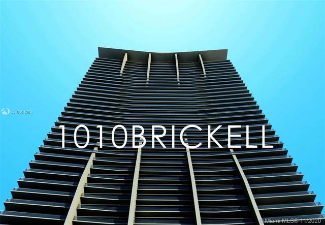 1010 Brickell Ave #1809, Miami, FL 33131 (MLS #A10954264) :: Ray De Leon with One Sotheby's International Realty