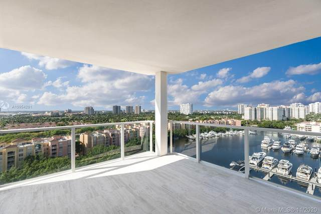 19500 Turnberry Way 12B, Aventura, FL 33180 (MLS #A10954281) :: The Teri Arbogast Team at Keller Williams Partners SW