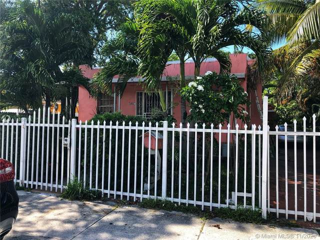1319 NW 30th St, Miami, FL 33142 (MLS #A10954314) :: Berkshire Hathaway HomeServices EWM Realty