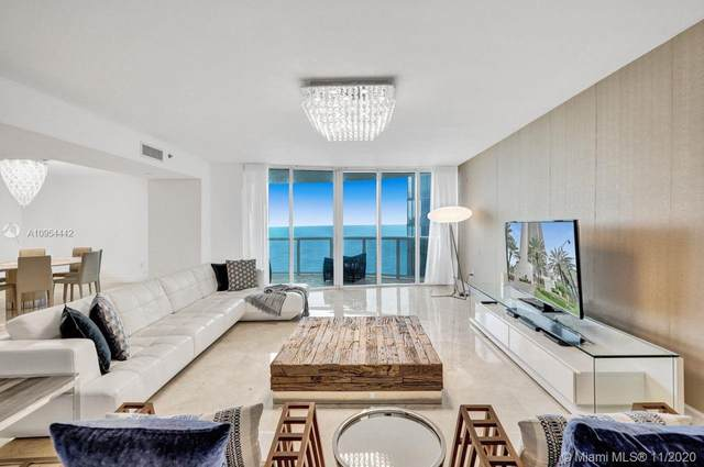 17201 Collins + Den #3305, Sunny Isles Beach, FL 33160 (MLS #A10954442) :: Albert Garcia Team