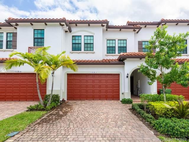 1391 SW 115th Ave, Pembroke Pines, FL 33025 (MLS #A10954449) :: Berkshire Hathaway HomeServices EWM Realty