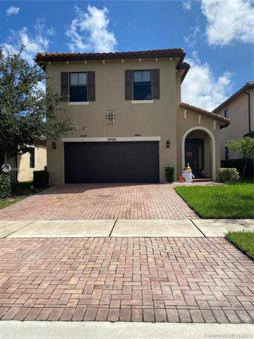 5406 NW 48th Ln, Tamarac, FL 33319 (MLS #A10954480) :: THE BANNON GROUP at RE/MAX CONSULTANTS REALTY I
