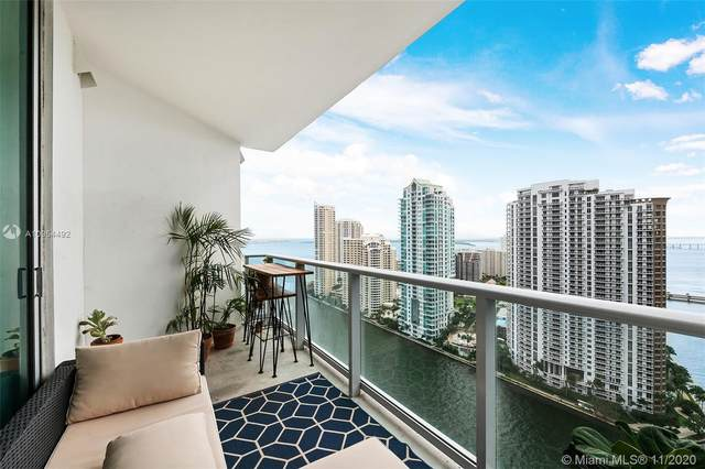 300 S Biscayne Blvd T-2806, Miami, FL 33131 (MLS #A10954492) :: The Riley Smith Group