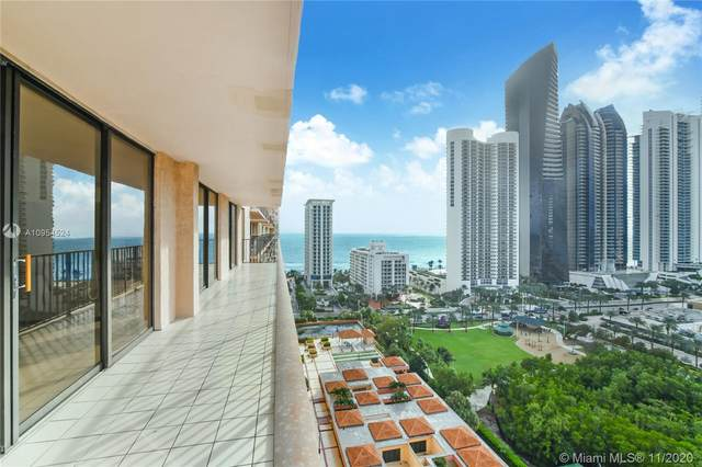 210 174th St #2009, Sunny Isles Beach, FL 33160 (MLS #A10954524) :: Ray De Leon with One Sotheby's International Realty