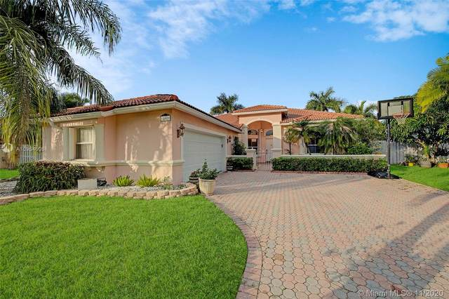 18905 NW 23rd Pl, Pembroke Pines, FL 33029 (MLS #A10954606) :: The Teri Arbogast Team at Keller Williams Partners SW