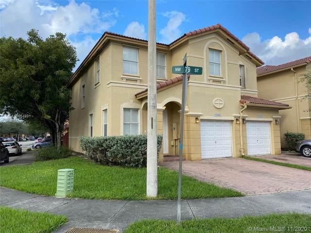 10849 NW 79th St, Doral, FL 33178 (MLS #A10954691) :: Berkshire Hathaway HomeServices EWM Realty