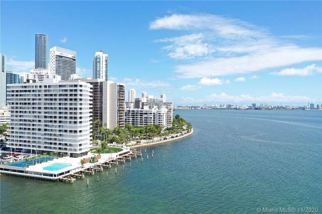 200 SE 15th Rd 16C, Miami, FL 33129 (MLS #A10954696) :: Ray De Leon with One Sotheby's International Realty