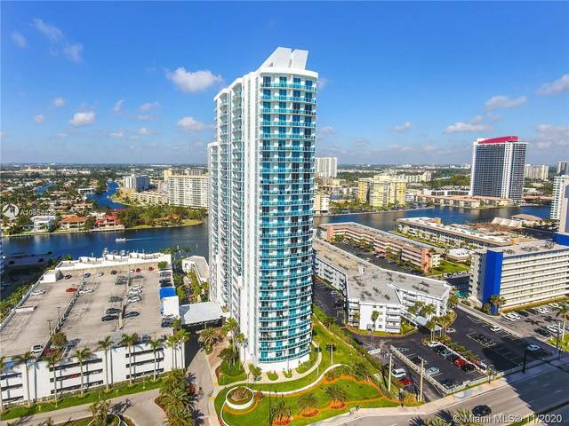1945 S Ocean Dr #1912, Hallandale Beach, FL 33009 (MLS #A10954738) :: The Azar Team