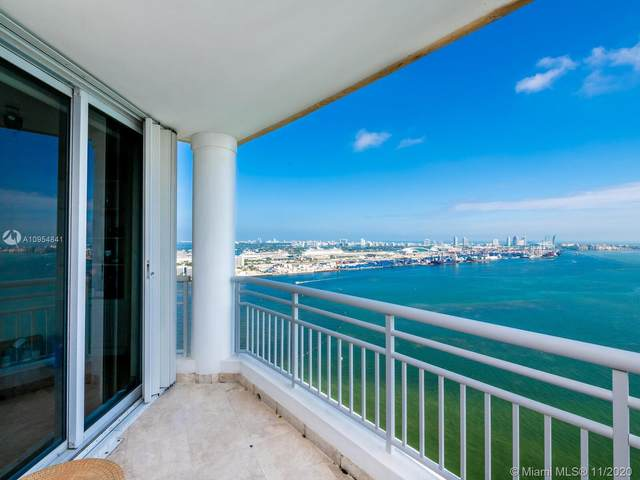 808 Brickell Key Dr #3402, Miami, FL 33131 (MLS #A10954841) :: Castelli Real Estate Services