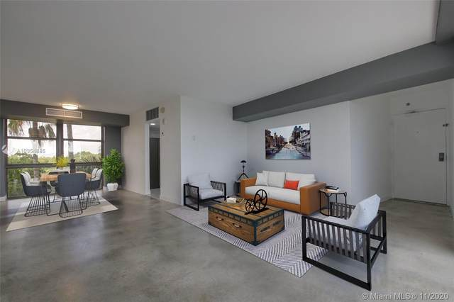 5701 Biscayne Blvd #501, Miami, FL 33137 (MLS #A10954885) :: Ray De Leon with One Sotheby's International Realty