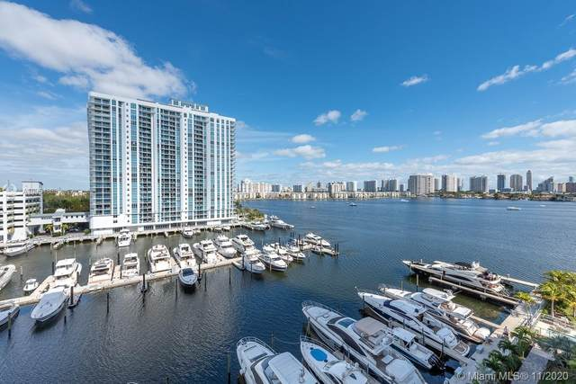 17111 Biscayne Blvd #803, North Miami Beach, FL 33160 (MLS #A10954889) :: Ray De Leon with One Sotheby's International Realty