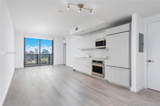 45 SW 9th St #3909, Miami, FL 33130 (MLS #A10954894) :: Search Broward Real Estate Team