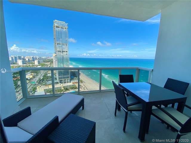 18201 Collins Ave #4102, Sunny Isles Beach, FL 33160 (MLS #A10954952) :: Patty Accorto Team