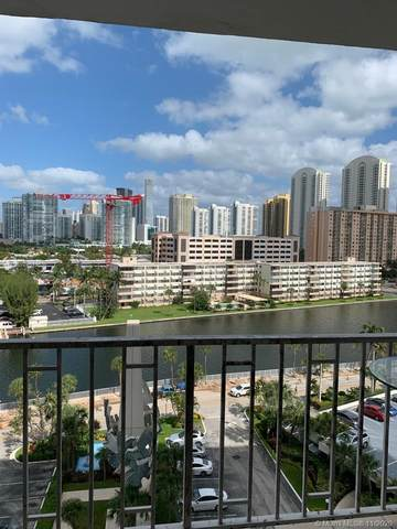 300 Bayview Dr #901, Sunny Isles Beach, FL 33160 (MLS #A10954958) :: Search Broward Real Estate Team