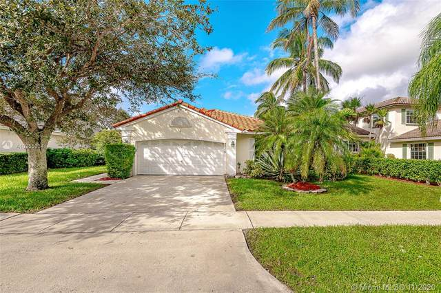 2026 NW 182nd Ave, Pembroke Pines, FL 33029 (MLS #A10955034) :: The Teri Arbogast Team at Keller Williams Partners SW