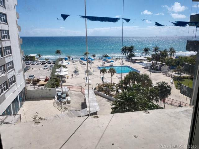 2030 S Ocean Dr #516, Hallandale Beach, FL 33009 (MLS #A10955067) :: Ray De Leon with One Sotheby's International Realty