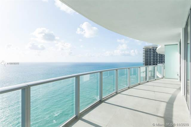 4111 S Ocean Dr #3802, Hollywood, FL 33019 (MLS #A10955092) :: Ray De Leon with One Sotheby's International Realty