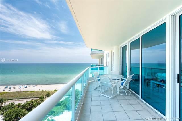 5025 Collins Ave #1204, Miami Beach, FL 33140 (MLS #A10955132) :: Douglas Elliman