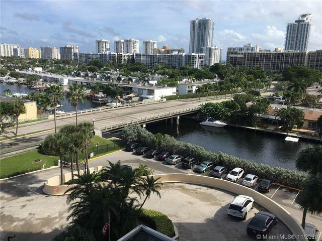 2500 Parkview Dr #809, Hallandale Beach, FL 33009 (MLS #A10955158) :: Ray De Leon with One Sotheby's International Realty