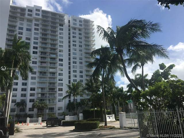 2801 NE 183rd St 906W, Aventura, FL 33160 (MLS #A10955226) :: Castelli Real Estate Services