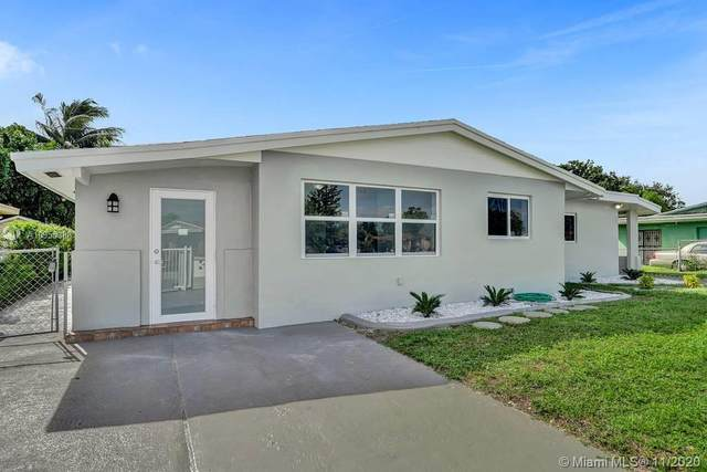 4370 NW 191st Ter, Miami Gardens, FL 33055 (MLS #A10955388) :: THE BANNON GROUP at RE/MAX CONSULTANTS REALTY I