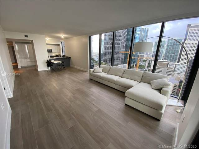 1010 Brickell Ave #2401, Miami, FL 33131 (MLS #A10955399) :: Ray De Leon with One Sotheby's International Realty