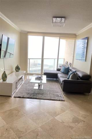 16699 Collins Ave #1606, Sunny Isles Beach, FL 33160 (MLS #A10955532) :: Ray De Leon with One Sotheby's International Realty