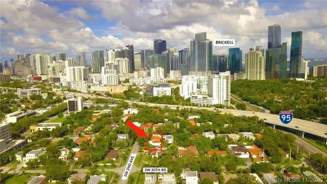 1901 SW 2nd Ave, Miami, FL 33129 (MLS #A10955606) :: Albert Garcia Team
