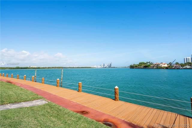 10281 E Bay Harbor Dr A5, Bay Harbor Islands, FL 33154 (MLS #A10955637) :: ONE Sotheby's International Realty