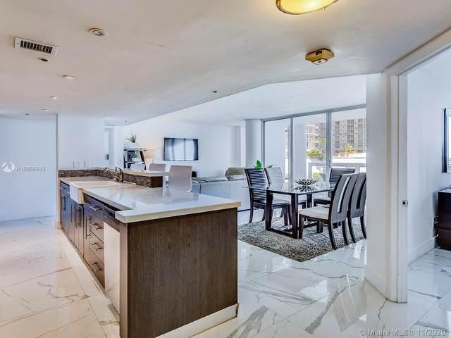 1717 N Bayshore Dr A-1240, Miami, FL 33132 (MLS #A10955643) :: Berkshire Hathaway HomeServices EWM Realty