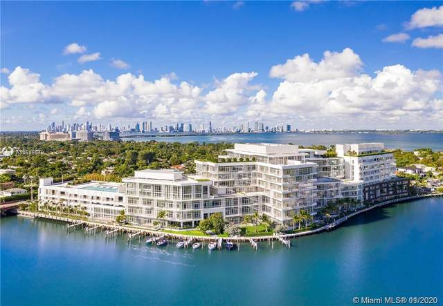 4701 Meridian Avenue #217, Miami Beach, FL 33140 (MLS #A10955670) :: Patty Accorto Team