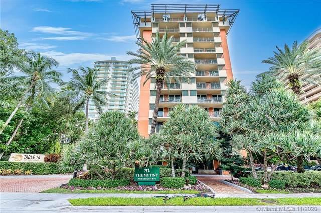 2951 S Bayshore Dr #607, Miami, FL 33133 (MLS #A10955687) :: Castelli Real Estate Services