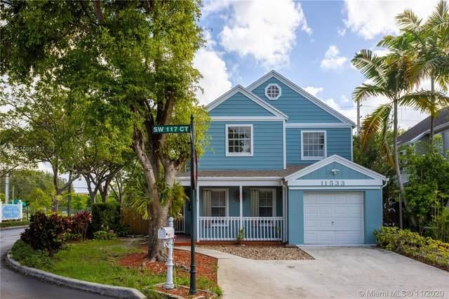 11533 SW 117th Ct, Miami, FL 33186 (MLS #A10955767) :: Carole Smith Real Estate Team