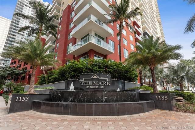 1155 Brickell Bay Dr #1705, Miami, FL 33131 (MLS #A10955792) :: Castelli Real Estate Services