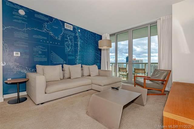 2602 E Hallandale Beach Blvd R2303, Hallandale Beach, FL 33009 (MLS #A10955796) :: Ray De Leon with One Sotheby's International Realty