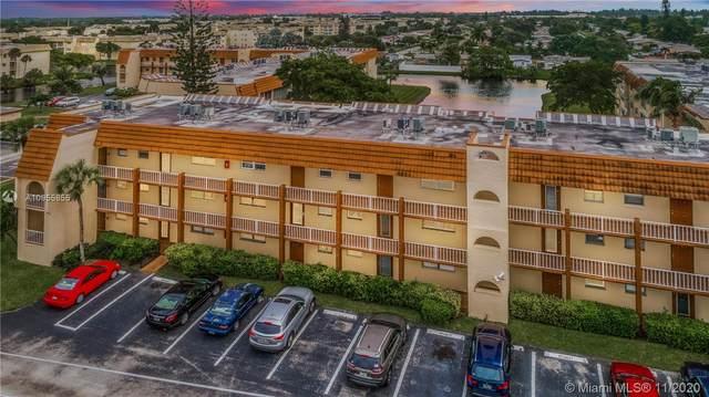 2800 N Pine Island Rd #302, Sunrise, FL 33322 (MLS #A10955855) :: ONE Sotheby's International Realty
