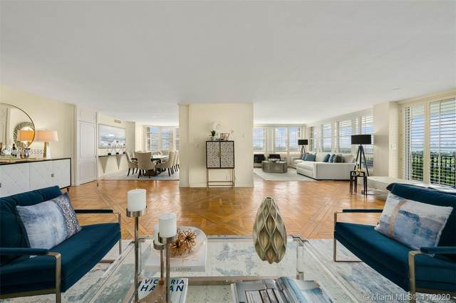 5660 Collins Ave 12E, Miami Beach, FL 33140 (MLS #A10955862) :: Ray De Leon with One Sotheby's International Realty