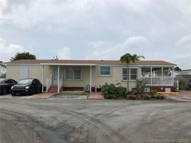 19800 SW 180th Ave #569, Miami, FL 33187 (MLS #A10955978) :: Carole Smith Real Estate Team