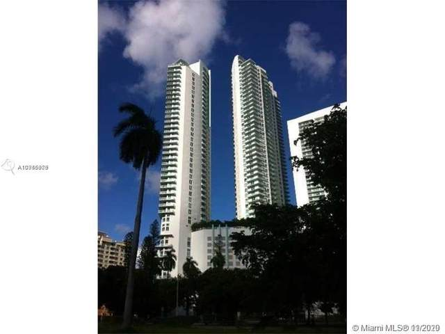 1900 N Bayshore Dr #5004, Miami, FL 33132 (MLS #A10955979) :: The Howland Group