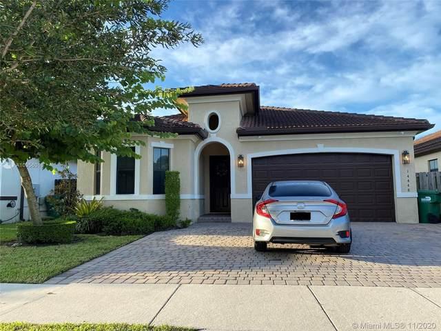 14448 SW 20th St, Miami, FL 33175 (MLS #A10956016) :: Albert Garcia Team