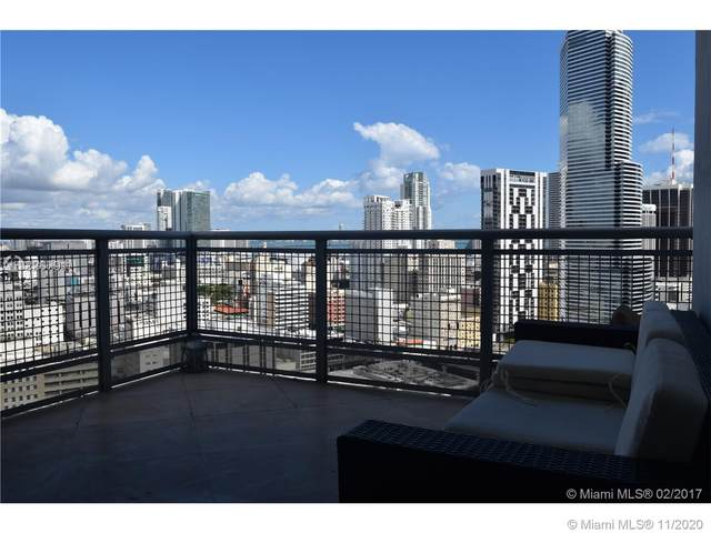 350 S Miami Ave #2107, Miami, FL 33130 (MLS #A10956039) :: ONE Sotheby's International Realty