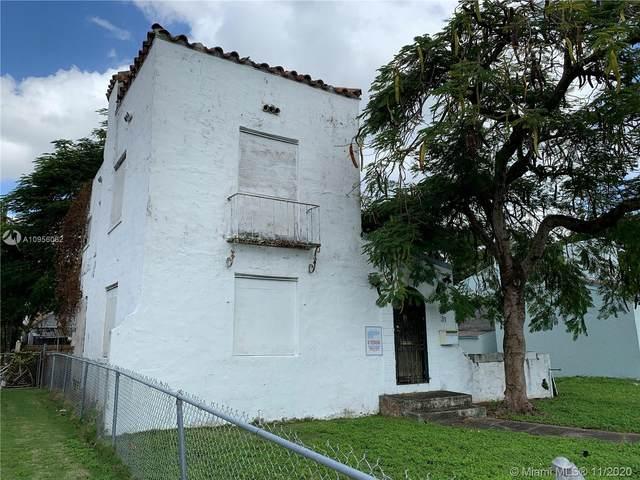 31 NE 51st St, Miami, FL 33137 (MLS #A10956062) :: Berkshire Hathaway HomeServices EWM Realty