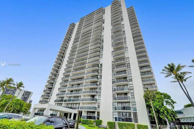 3625 N Country Club Dr #1103, Aventura, FL 33180 (MLS #A10956098) :: Ray De Leon with One Sotheby's International Realty