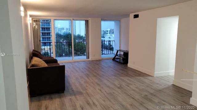 2401 S Ocean Dr #507, Hollywood, FL 33019 (MLS #A10956103) :: Berkshire Hathaway HomeServices EWM Realty