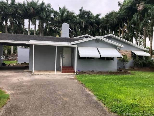 28225 SW 207th Ave, Homestead, FL 33030 (MLS #A10956135) :: Team Citron