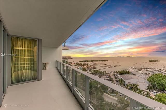 2627 S Bayshore Dr #1802, Miami, FL 33133 (MLS #A10956138) :: Green Realty Properties
