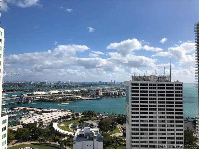 133 NE 2nd Ave #3202, Miami, FL 33132 (MLS #A10956230) :: Castelli Real Estate Services