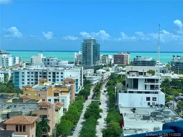 90 Alton Rd #1603, Miami Beach, FL 33139 (MLS #A10956245) :: Castelli Real Estate Services
