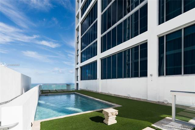6899 Collins Ave #2307, Miami Beach, FL 33141 (MLS #A10956262) :: Search Broward Real Estate Team
