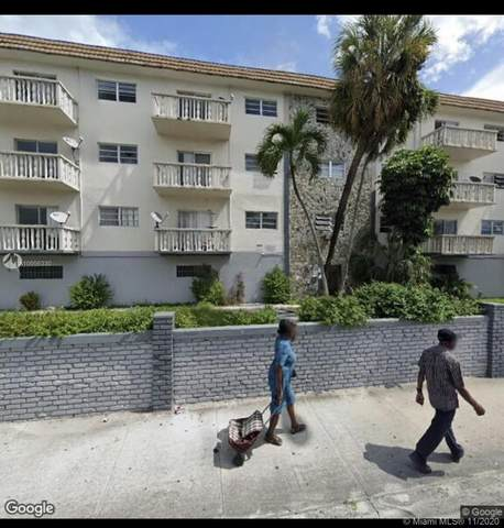 12955 NE 6th Ave #207, North Miami, FL 33161 (MLS #A10956330) :: KBiscayne Realty